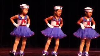 June 2013 Dance Recital Yankee Doodle Boy