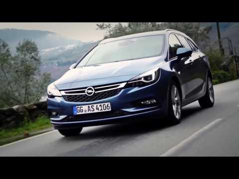 Новый Opel Astra Sports Tourer