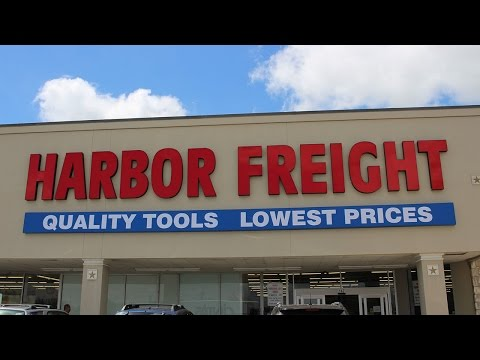 Black Friday 2016 - Harbor Freight Tools Ad