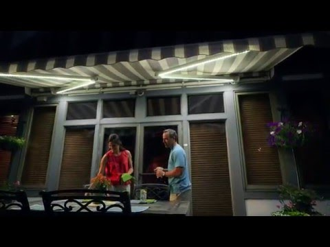 LED Lights For Retractable Awnings in New Jersey Shade One ...