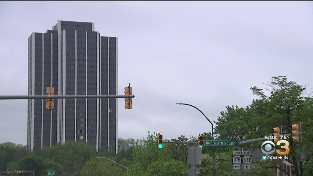 Historic Martin Tower In Bethlehem To Be Imploded This Sunday