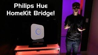 Philips Hue Bridge 2.0 (HomeKit) - Unboxing, Setup, Siri!