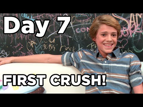 Jace Norman's First Crush! 10 Days of Jace Norman Day 7