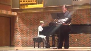 Warner Hutchinson: Sonatina
