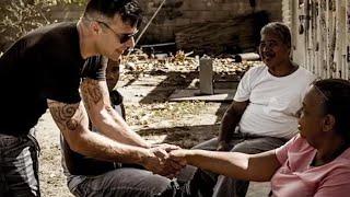 Ricky Martín encuentra a su hermano tras el huracán María