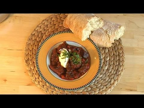 How To Cook Braised Beef Goulash