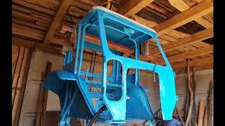 MTZ 52L Restoration project