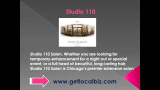 Studio 110 Salon - Get Local Biz Thumbnail