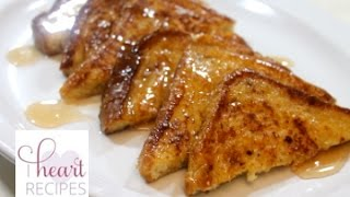 How To Make French Toast - I Heart Recipes
