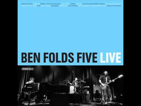 Ben Folds Five - Erase Me(Live)