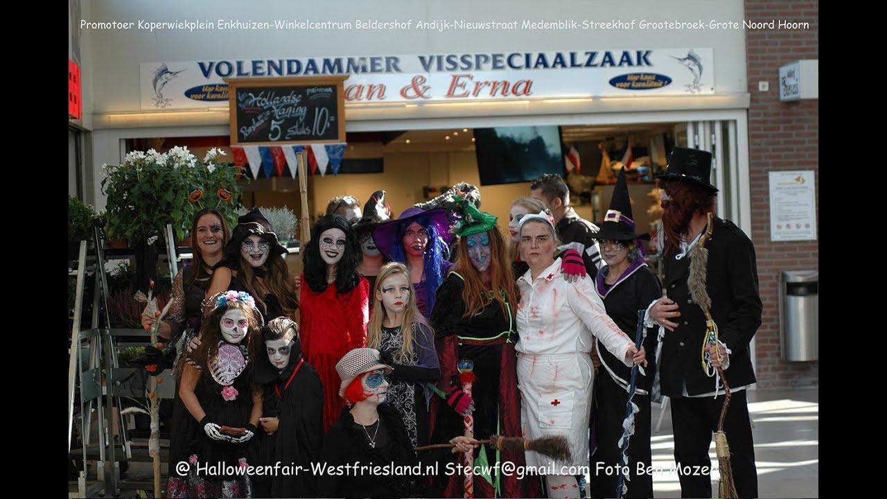 Halloween Friesland.Halloween Evenement Halloweenfair West Friesland 2018