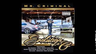 Mr.Criminal - Kickin Back Being Blue