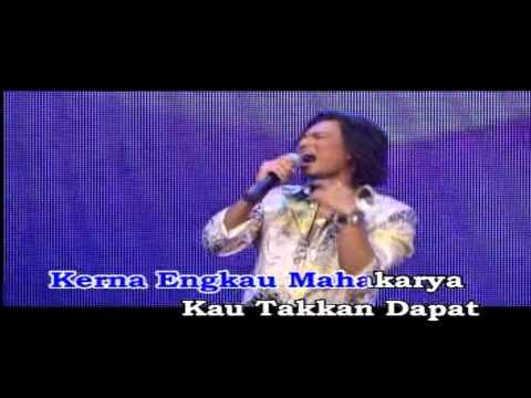 Mahakarya Cinta - Faizal Tahir (Karaoke)