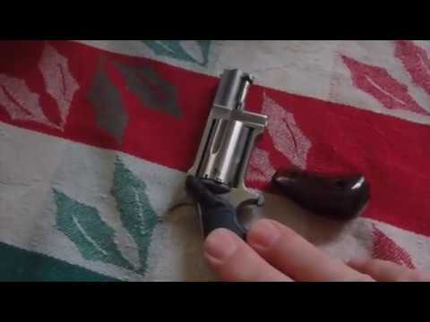 North American Arms Mini Mag Sidewinder Laser Sight Removal