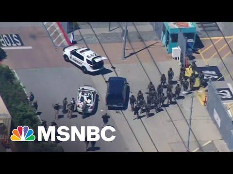Nine Killed In Mass Shooting At California Rail Yard | MSNBC
