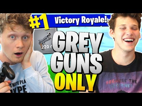 GREY GUNS ONLY DUOS CHALLENGE WITH JESSER!