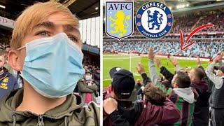 ASTON VILLA FANS RETURN BACK TO VILLA PARK! | Aston Villa 2-1 Chelsea (20/21)