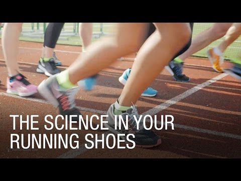 The Science in your Running Shoes