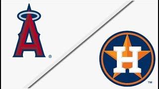 Los Angeles Angels vs Houston Astros | Full Game Highlights | 4/25/18