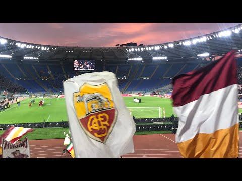 Roma-Lecce 4-0 Cori AS Roma