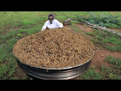 Million DryFish Prepared by My Daddy Arumugam / Village food factory