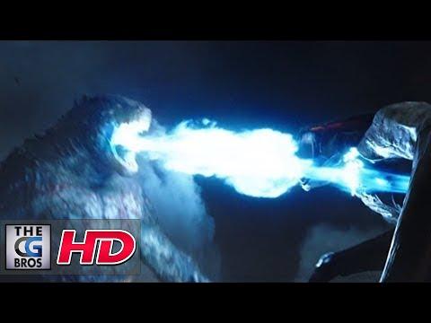 "CGI VFX Breakdowns HD: ""Godzilla"" - by MPC"