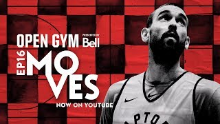 Open Gym presented by Bell S7E16 - Moves