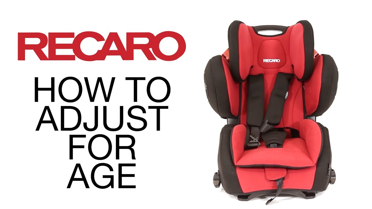 recaro young sport hero converting seat from ece group 1. Black Bedroom Furniture Sets. Home Design Ideas