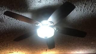 Hampton Bay Sibley ceiling fan (3 of 3)