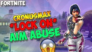 Fortnite - Cronusmax Script *LOCK ON* AIM ABUSE Best Fortnite Script, Best Aimbot Cronusmax