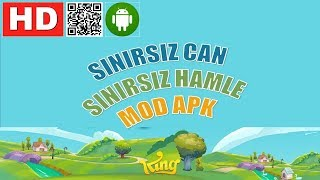 FARM HERO SAGA | HİLE| MOD APK | SINIRSIZ HAMLE | HIZLI LEVEL ATLAMA | SINIRSIZ CAN