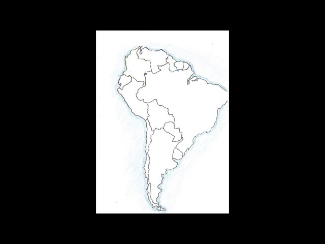 America Geography Song, South American Natural Features