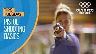 Video Learn the Basics of Pistol Shooting | Olympians' Tips download MP3, 3GP, MP4, WEBM, AVI, FLV Juli 2018