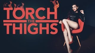 Legs on Fire Workout (TORCH THE THIGHS!!)