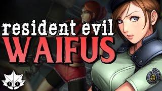Resident Evil Waifus