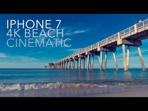 Thumbnail: iPhone 7 Plus Cinematic Film 4k | DJI Osmo Mobile | The Beach