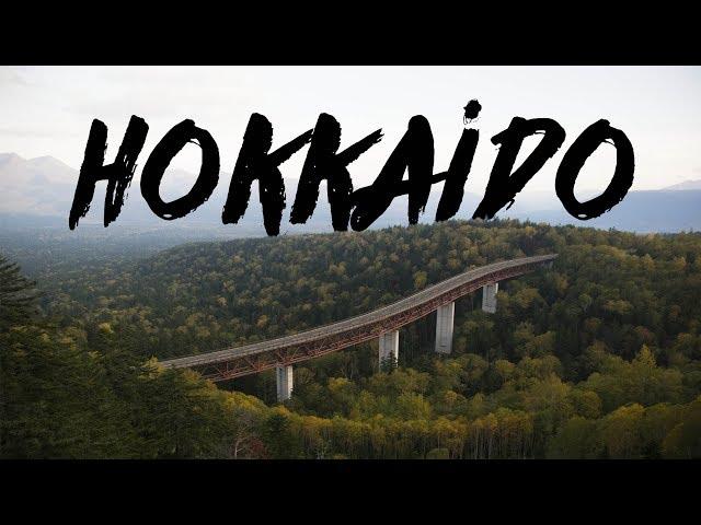 Hokkaido interior, los colores del Otoño ♨