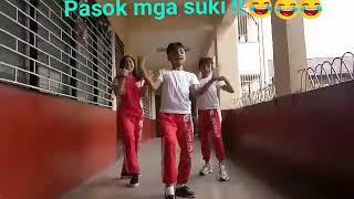 Pasok mga suki !!  With my classmates (Kahihiyan iz real 😂)