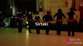 Arman Esen Dans Akademi 8.Kuruluş Yılı Kutlaması 2017 -  Sirtaki