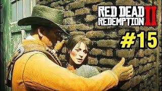 """Red Dead Redemption 2 #15: CUỐI CÙNG CŨNG ĐƯỢC """"XOẠC"""" GÁI !!!"""