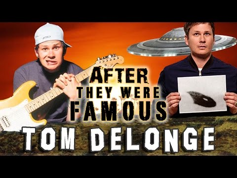 TOM DELONGE - AFTER They Were Famous - Blink-182