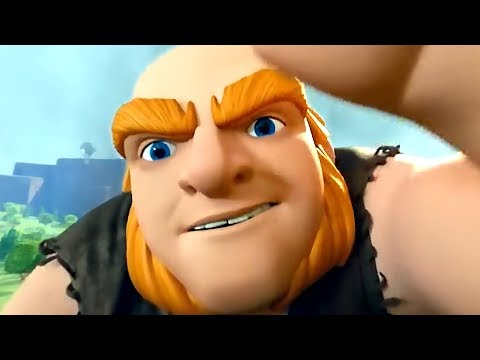 Thumbnail: Clash of Clans Movie Full HD (2017) FAN EDIT Clash of Clans Animation CoC
