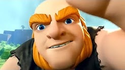 Clash of Clans Movie Full HD (2017) FAN EDIT Clash of Clans Animation CoC