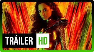 Tráiler español de 'Wonder Woman 1984', con el regreso de Steve Trevor