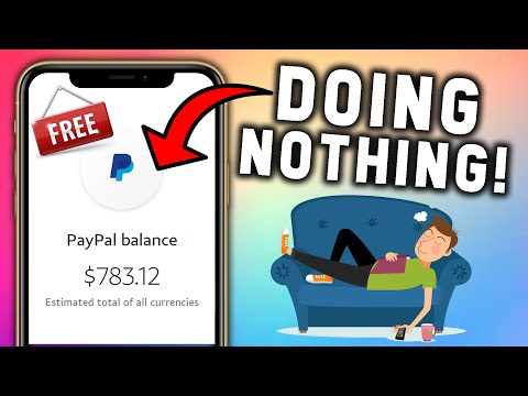 Earn $700 PayPal Money Doing NOTHING! (Apps That Pay)