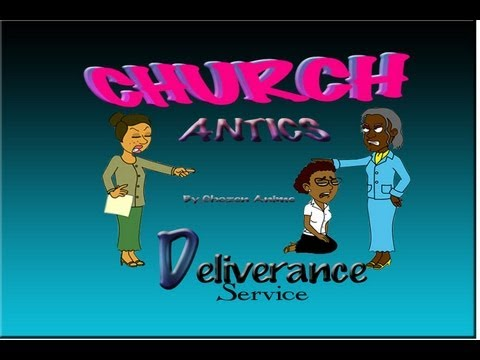 Church Antics S2:E8 (DELIVERANCE SERVICE) Caribbean Church Drama