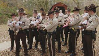 Baby boom! Missouri Sheriff's Office welcomes 17 babies