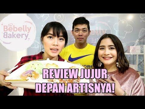 REVIEW JUJUR DEPAN ARTISNYA! Ft. Prilly Latuconsina dan Anak Kuliner