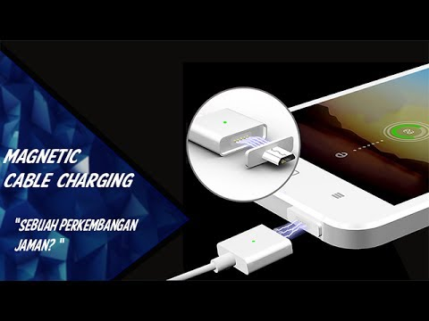 Review Magnetic Cable for Charging (Indonesia)