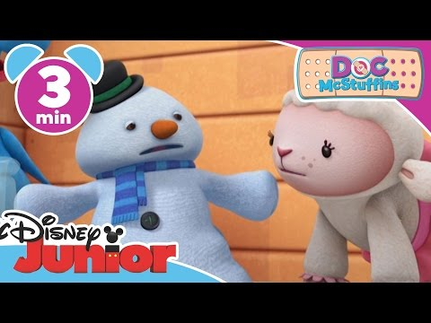 Magical Moments | Doc McStuffins: Chilly's Stuffing | Disney Junior UK